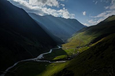 Kakheti landscape